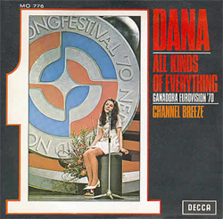 All Kinds of Everything 1970 Dana Rosemary Scallon song
