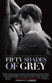 Picture of a movie: Fifty Shades