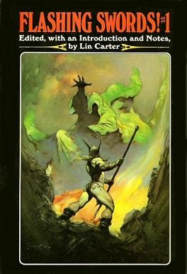 <i>Flashing Swords! 1</i> book by Lin Carter