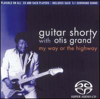 <i>My Way or the Highway</i> (album) 1991 studio album by Guitar Shorty
