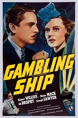 Gambling Ship (1938 film) - Wikipedia