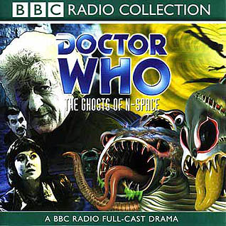 <i>The Ghosts of N-Space</i> audio drama based on Doctor Who