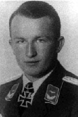 Hans-Arnold Stahlschmidt German World War II fighter pilot