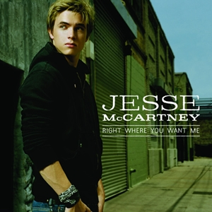 <i>Right Where You Want Me</i> (album) 2006 studio album by Jesse McCartney