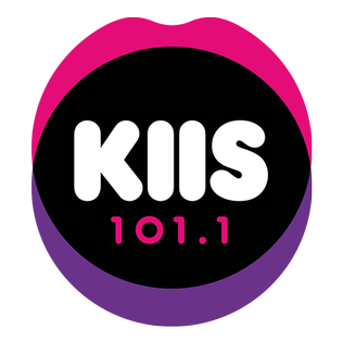 KIIS 101.1 Radio station in Melbourne, Australia