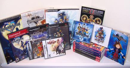 kingdom hearts playstation2