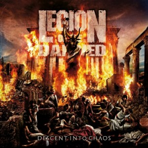 Descent into Chaos (Legion of the Damned album) - Wikipedia | 300 x 300 jpeg 42kB
