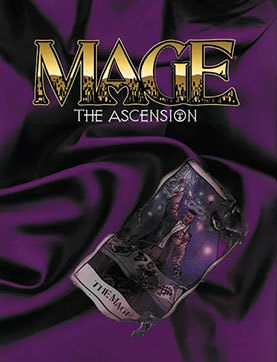 Mage: The Ascension - Wikipedia, the free encyclopedia