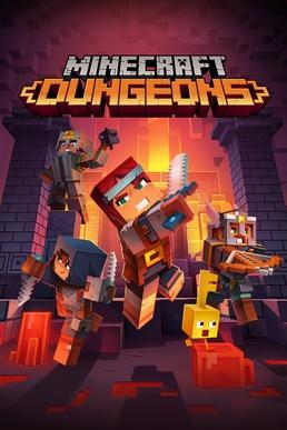 Minecraft Dungeons - Wikipedia