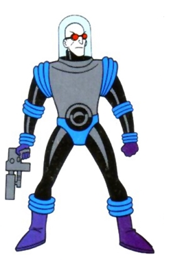 Image result for mr. freeze