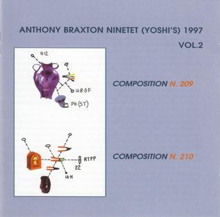 <i>Ninetet (Yoshis) 1997 Vol. 2</i> 2002 live album by Anthony Braxton