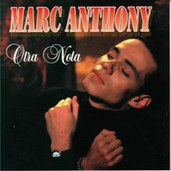 <i>Otra Nota</i> 1993 studio album by Marc Anthony