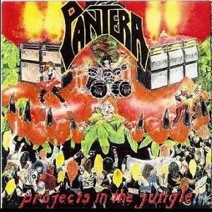 <i>Projects in the Jungle</i> 1984 studio album by Pantera