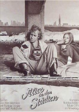 Picture of a movie: Alice In The Cities