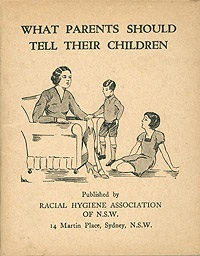 Racial Hygiene Association of New South Wales