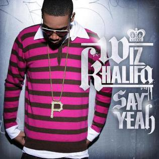 Say Yeah 2008 single by Wiz Khalifa