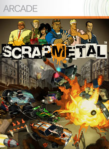 <i>Scrap Metal</i> (video game)