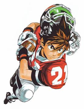 Image result for eyeshield 21 sena
