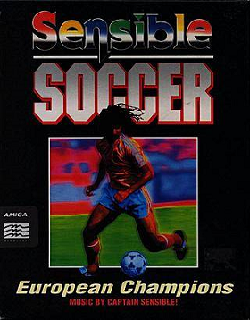 Sensible Soccer: European Champions cover art