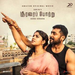 <i>Soorarai Pottru</i> (soundtrack) 2020 soundtrack album by G. V. Prakash Kumar