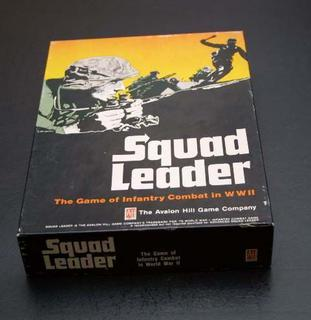 <i>Squad Leader</i>