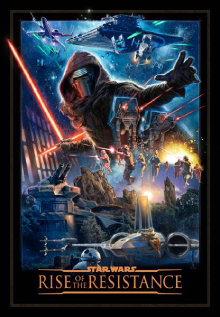Star Wars Rise Of The Resistance Wikipedia