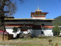 Tamzhing Monastery