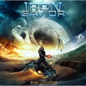 <i>The Landing</i> (album) 2011 studio album by Iron Savior