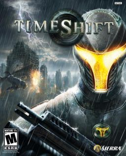 Picture of a game: Timeshift