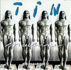 <i>Tin Machine II</i> 1991 studio album by Tin Machine