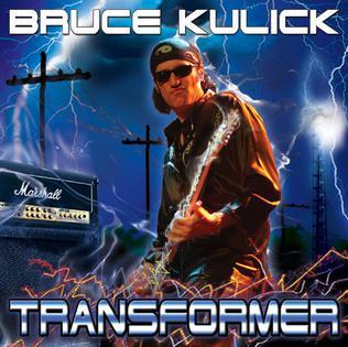 <i>Transformer</i> (Bruce Kulick album) 2003 studio album by Bruce Kulick