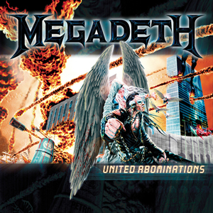 <i>United Abominations</i> 2007 studio album by Megadeth