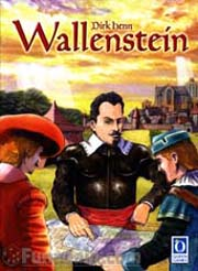 Wallenstein (board game) board game