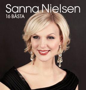 <i>16 bästa</i> 2014 compilation album by Sanna Nielsen