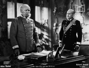 <i>1914</i> (film) 1931 German drama film directed by Richard Oswald