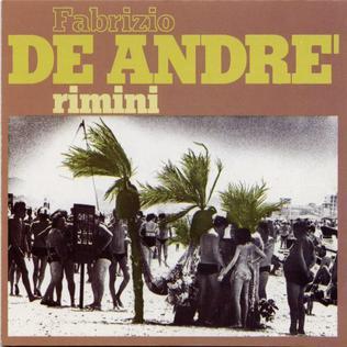 <i>Rimini</i> (album) 1978 studio album by Fabrizio De André