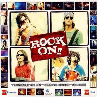 <i>Rock On!!</i> (soundtrack) 2008 live album by Shankar-Ehsaan-Loy