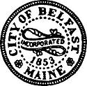Seal of Belfast, ME