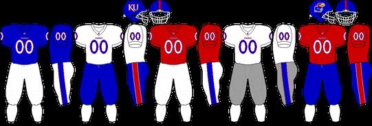 classic fit d5843 6db3b 2009 Kansas Jayhawks football team - Wikipedia