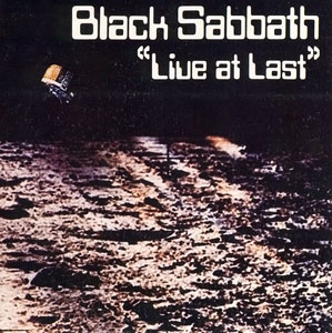 Live at Last artwork