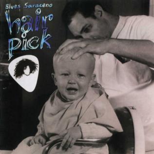 <i>Hairpick</i> 1994 studio album by Blues Saraceno
