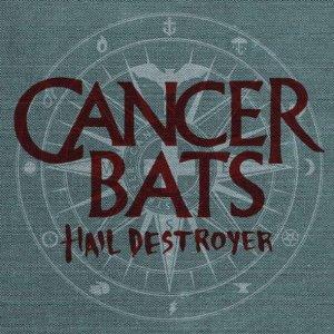 <i>Hail Destroyer</i> 2008 studio album by Cancer Bats