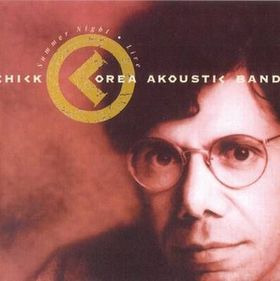 <i>Summer Night: Live</i> 1987 live album by Chick Corea Akoustic Band
