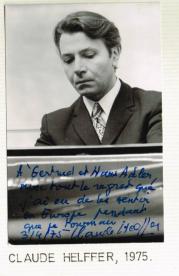 Claude Helffer French musician