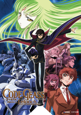 Picture of a TV show: Code Geass: Lelouch Of The Rebellion