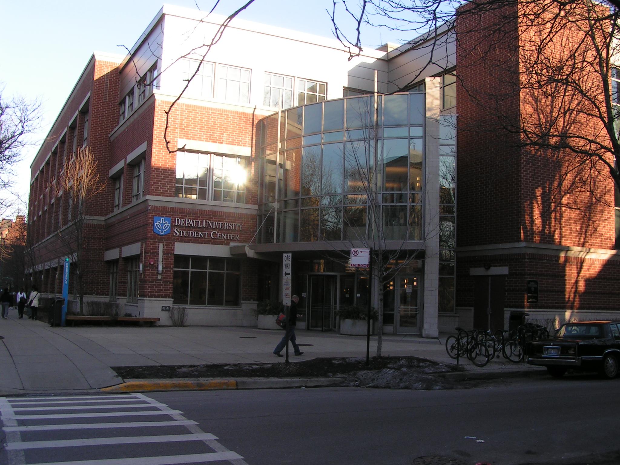 Moving Center >> File:Depaul University Student Center.jpg - Wikipedia