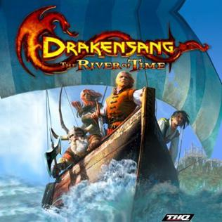<i>Drakensang: The River of Time</i> video game