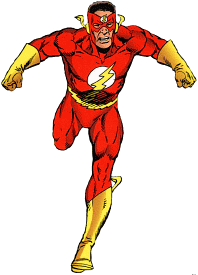 Flash Cartoon Character