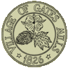 Official seal of Gates Mills, Ohio