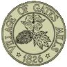 Sello oficial de Gates Mills, Ohio